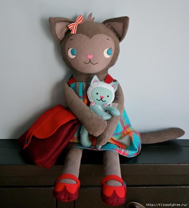 Larissa Holland игрушки (56) (637x700, 198Kb)