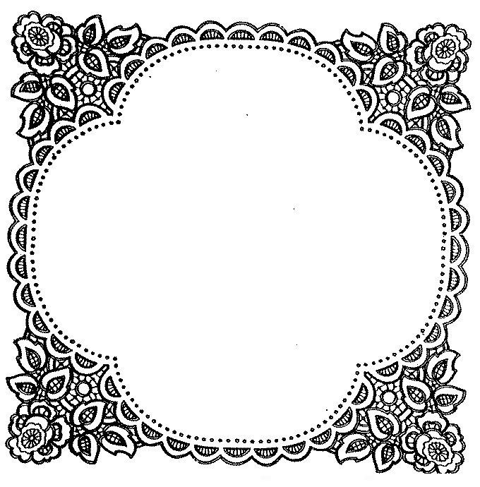 Ришелье фото схема салфетки