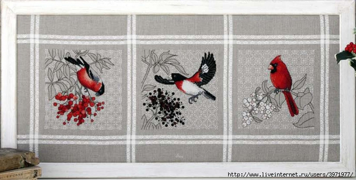 3971977_Cross_stitch_and_blackwork_designs_red_birds_berries_6 (700x353, 190Kb)