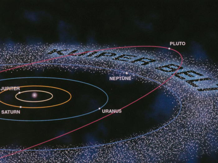 астероидный пояс фаэтон
