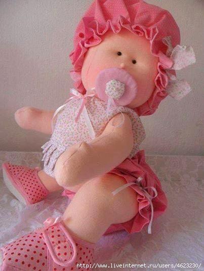 Куклы пупс своими руками