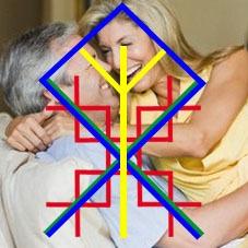 Руническая формула гармония сексуальных отношений