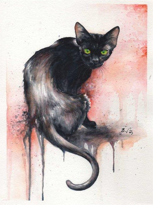 Cats by Braden Duncan.7 (521x700, 74Kb)