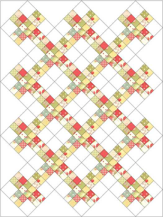 stashbuster-block-quilt-on-point (525x700, 56Kb)