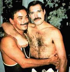 Фреди меркьюри гомосексуалист