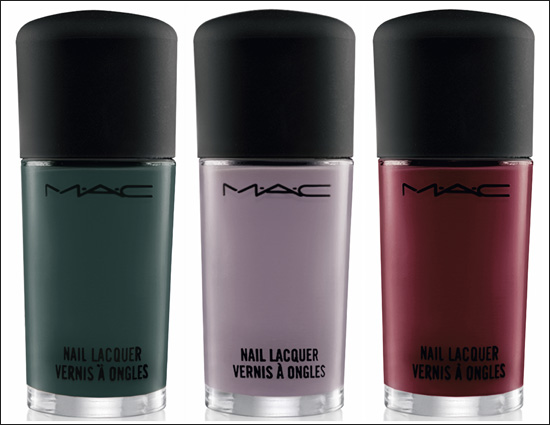 Jin Soon Choi for MAC Nail Lacquer Collection