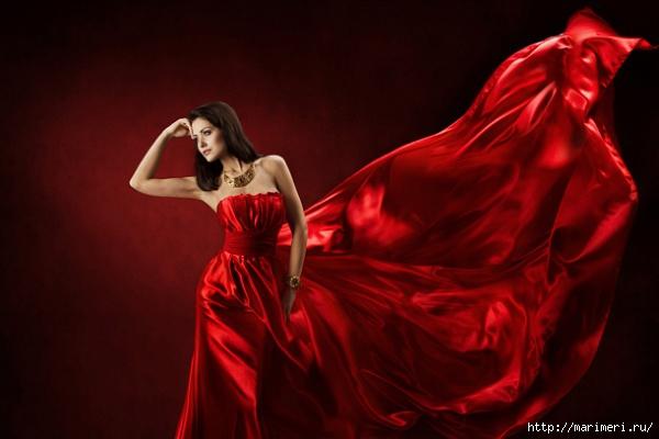 6c3fc84bc091559 Красное платье - вызов во все времена!. Обсуждение на LiveInternet - Российский  Сервис Онлайн-Дневников