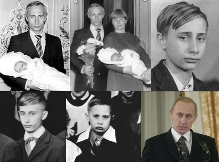Двойники Путина бред или нет