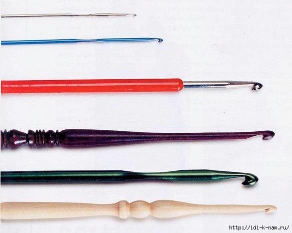 крючок для вязания самое интересное в блогах