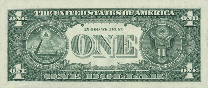 2007_US_$1_Bill_Reverse (700x295, 282Kb)