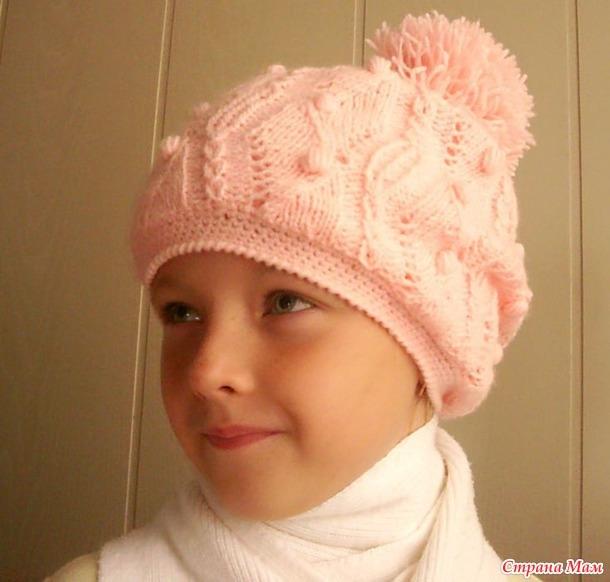 детские шапочки зимаосень записи в рубрике детские шапочки зима