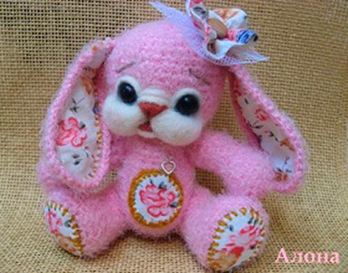 Японский журнал по вязанию Let's knit series 26