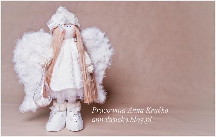 Сшить куклу ангела своими руками фото 29