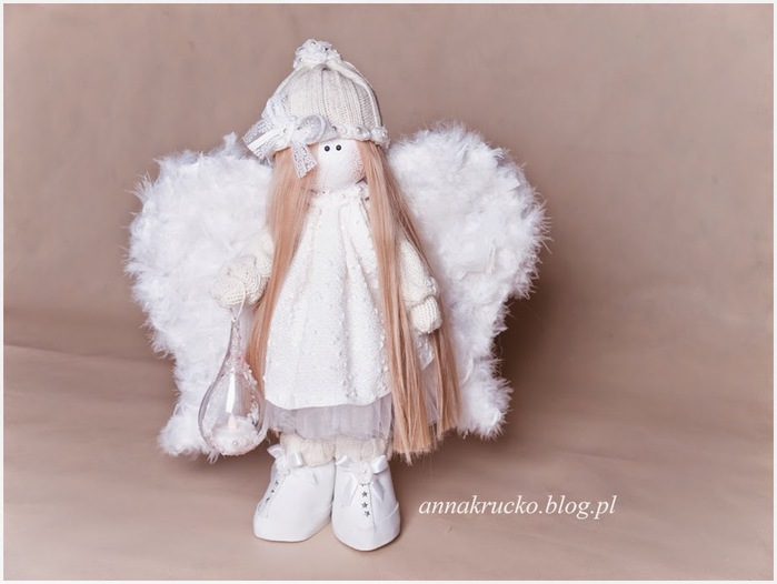 Кукла ангелочек своими руками фото 158
