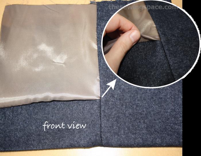 собственников как пришить подкладку к пальто пошаговое фото комплекс дуэт