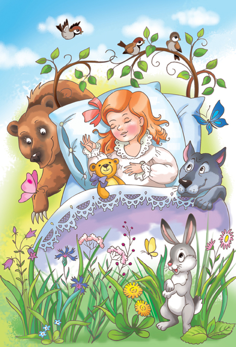 мамин сибиряк аленушкины сказки с картинками читать