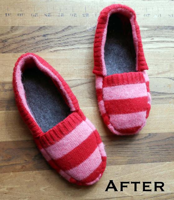 Щьем обувь дома мастер класс поделка #2