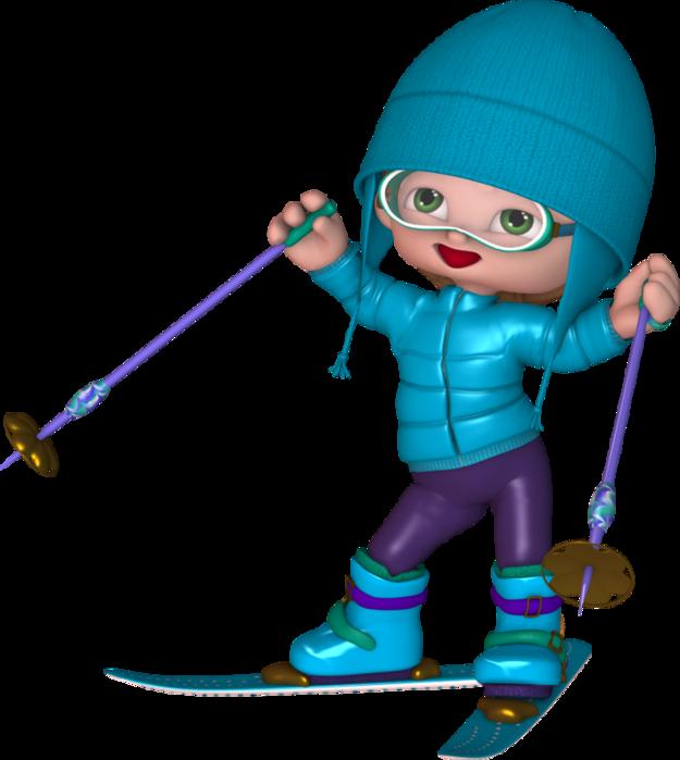 Высказывания смешные, лыжница картинки для детей