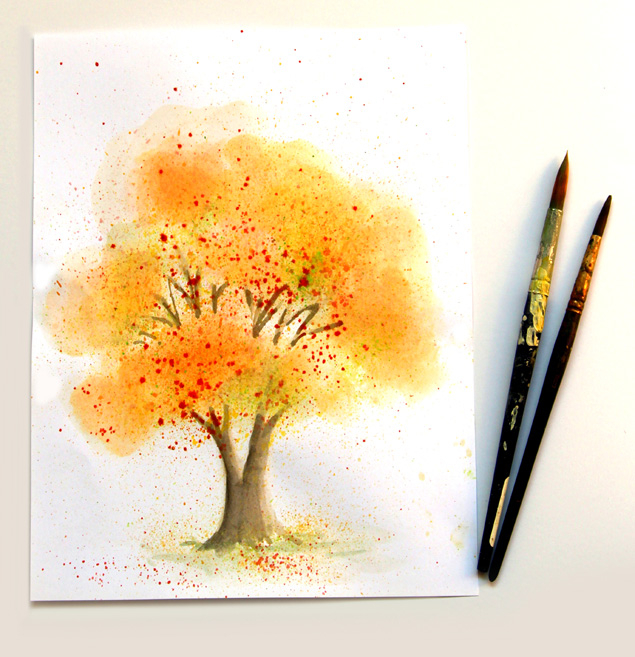 apieceofrainbow_watercolor-tree-1 (635x657, 408Kb)