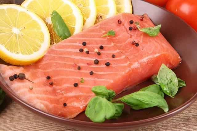 в рыбе много витамина D