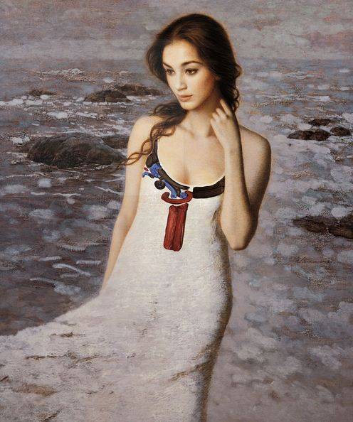 Xie-Chuyu.-Kitayskiy-portret.-Listen-to-the-Sea (496x594, 63Kb)