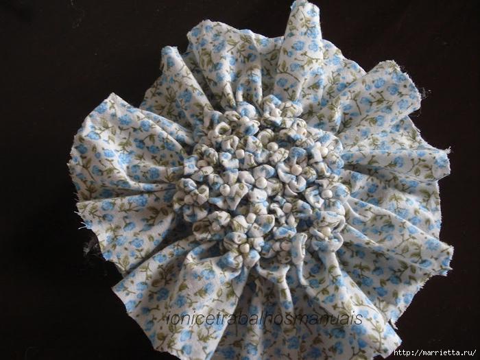 Гортензия из ткани (28) (700x525, 297Kb)