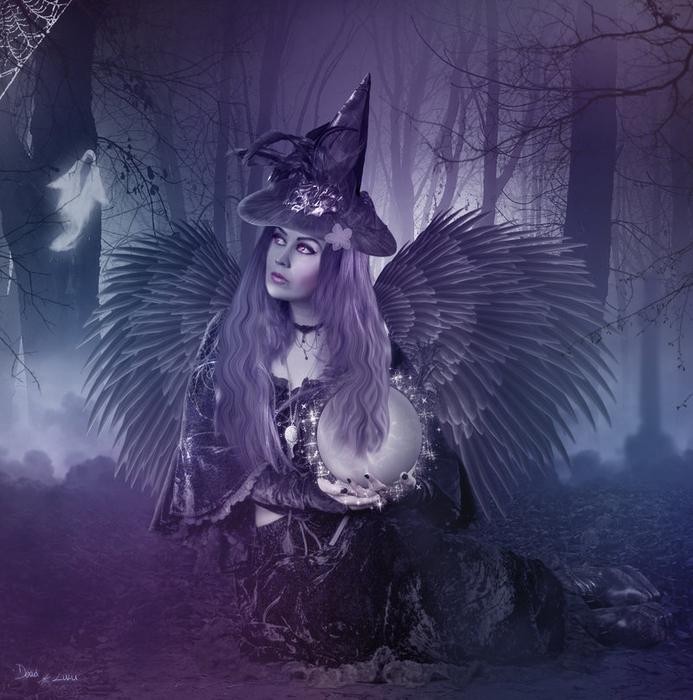 интересное началось, картинки эльфы и ведьмы поверишь, где