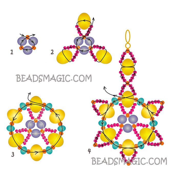 free-beading-pattern-earrings-tutorial-instructions-2-977x1024 (668x700, 292Kb)