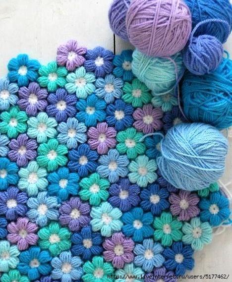 цветок из пышных столбиков самое интересное в блогах
