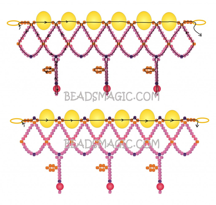 free-beading-pattern-necklace-tutorial-21-1024x970 (700x663, 322Kb)