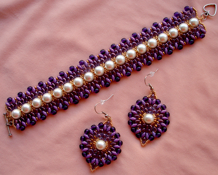 free-beading-tutorial-barcelet-pattern-1 (700x561, 573Kb)
