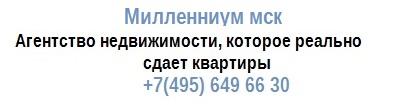 агенство недвижимости милленниум мск/4391866_Baner_Milleniym_msk (394x105, 14Kb)