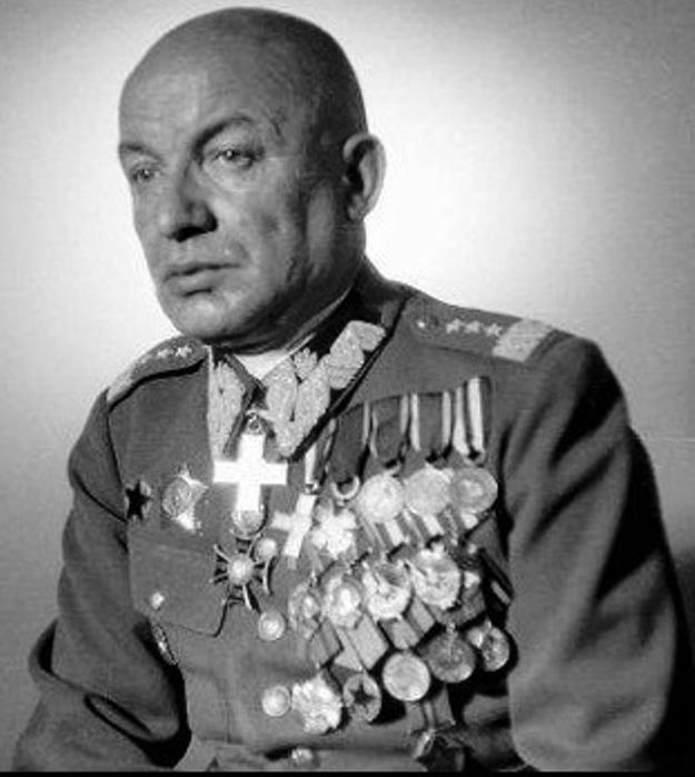 Кароль Сверчевский – генерал трех армий