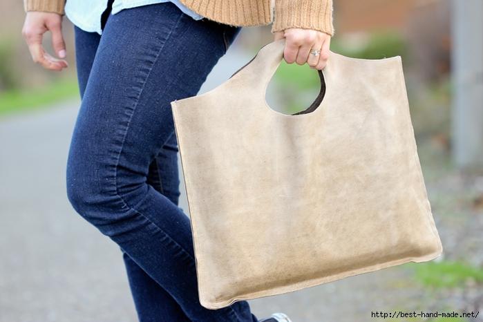 1af9d83c0de7 Удобная кожаная сумка для ноутбука - простое решение от Delia. Обсуждение  на LiveInternet - Российский Сервис Онлайн-Дневников