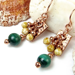 4584558_gemstone_drop_earrings_malachite_czech_glass_cluster_copper_handmade_89451a41 (300x300, 35Kb)