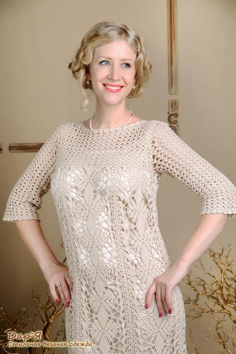 Crocheted-dress-Pearl-by-Darya-Krupnodiorova-main (466x700, 269Kb)