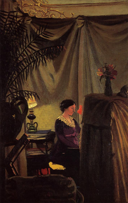 gabrielle-vallotton-at-the-piano-1904 (442x700, 328Kb)