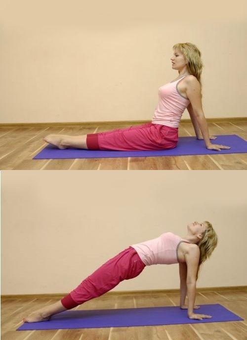 Как похудеть с помощью упражнений йоги