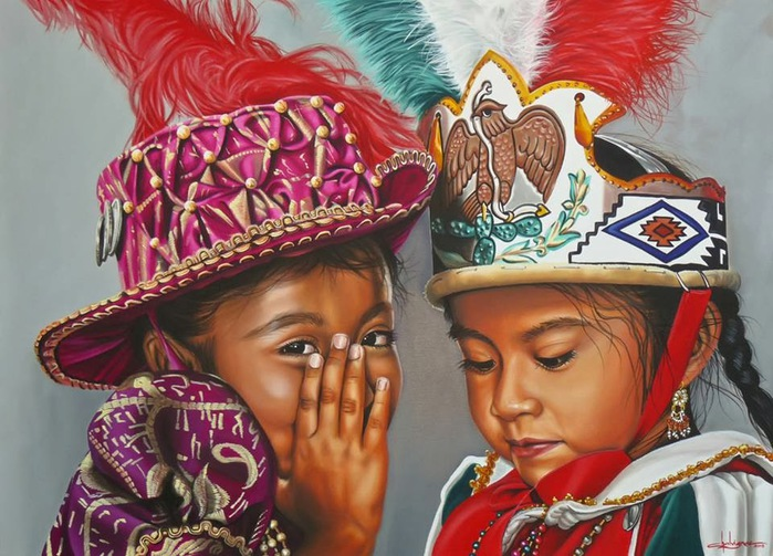 Cathy Chalvignac_paintings_Mexico_artodyssey (3) (700x503, 132Kb)