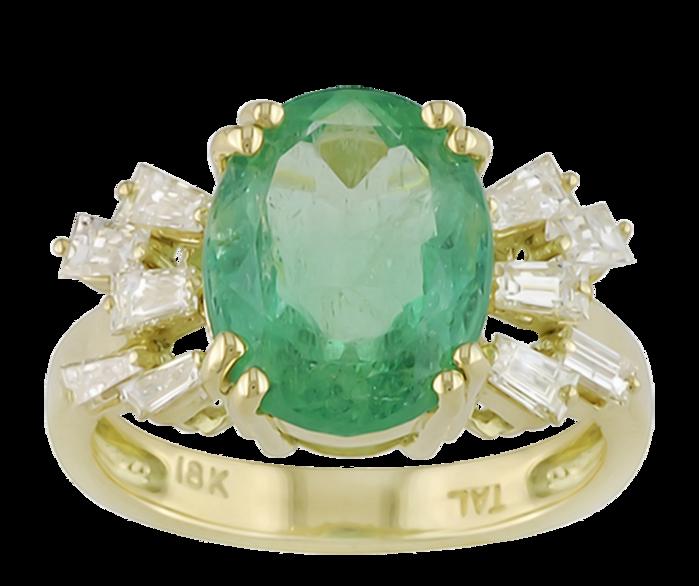 кольца с изумрудами - Самое интересное в блогах b2e5a185160