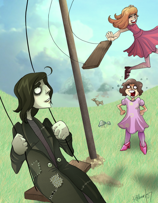 Снейп и Лили   Записи в рубрике Снейп и Лили   We remember ... Снейп И Лили в Детстве