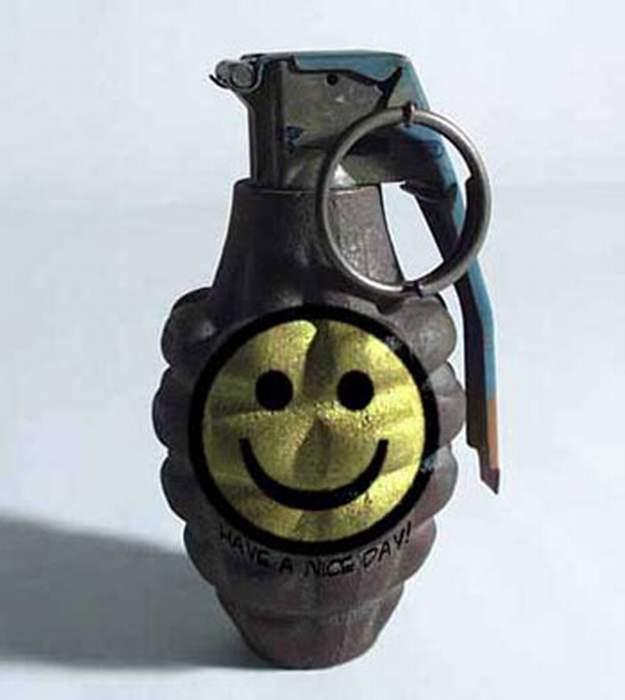 Смешные картинки граната