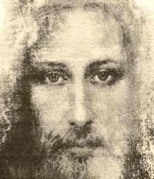 Изображение Иисуса Христа появилось на стене дома в грузинском селе