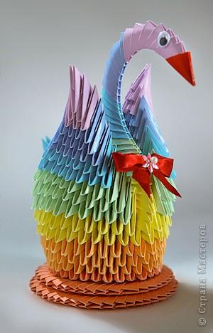 мастер класс страна мастеров 3д оригами татьяны просняковой.