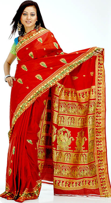 Indian wedding clothes  Wikipedia