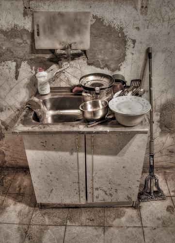 real original kitchen sink drama - 740×1024