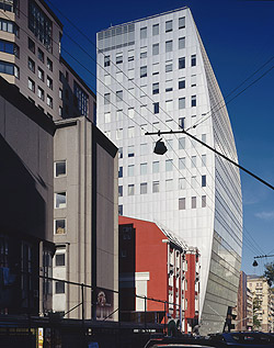 Архитектура клубов москвы программы в ночных клубах в