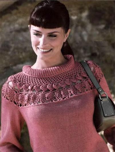 осинка вязание спицами свитера. свитера вязаные мужские крупной.