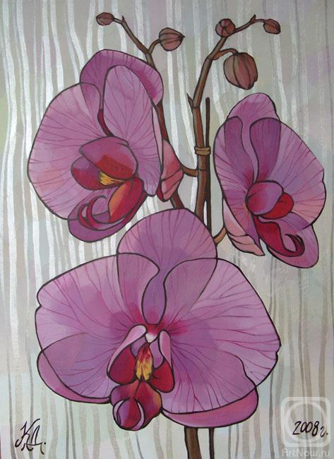 Вышивка крестом бесплатные схемы орхидеи.