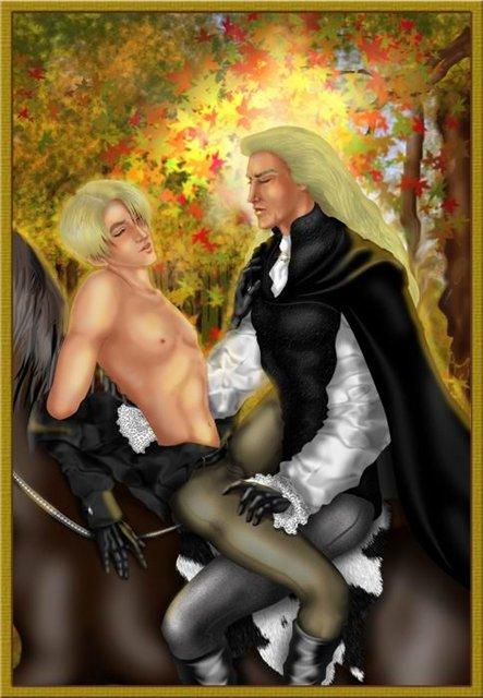 секс рассказы люциус малфой